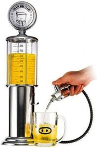 Fuel Pump Style Drink Dispenser