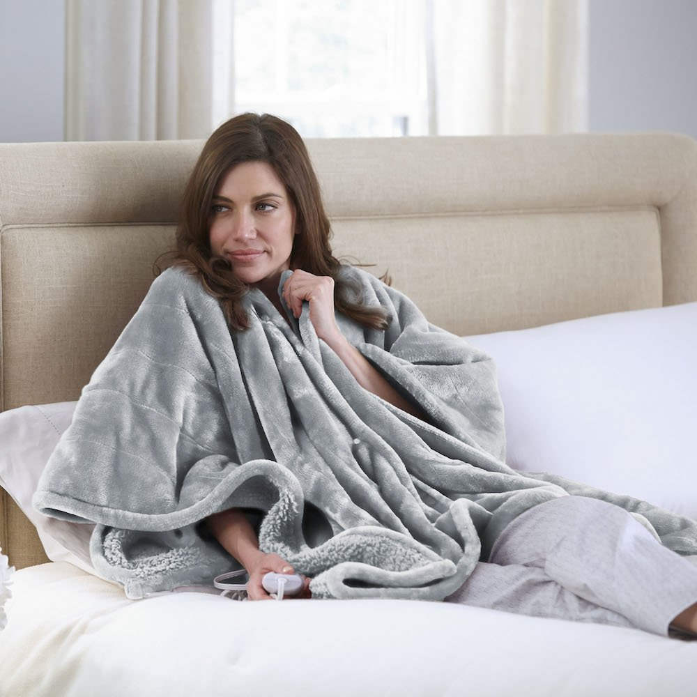 Electric Blanket Christmas gifts for ladies