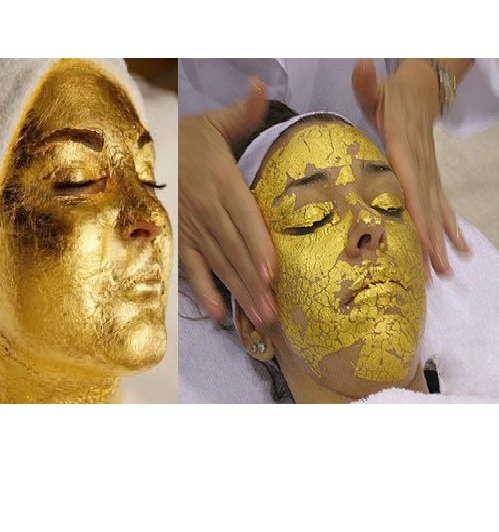 Christmas gifts for ladies gold mask