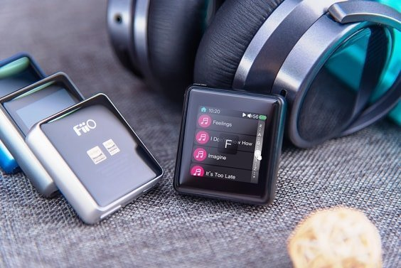 Fiio Hi Res Music Player