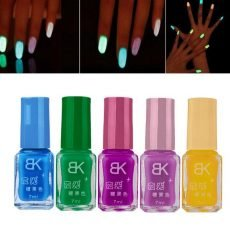 glow in dark Nail Polish