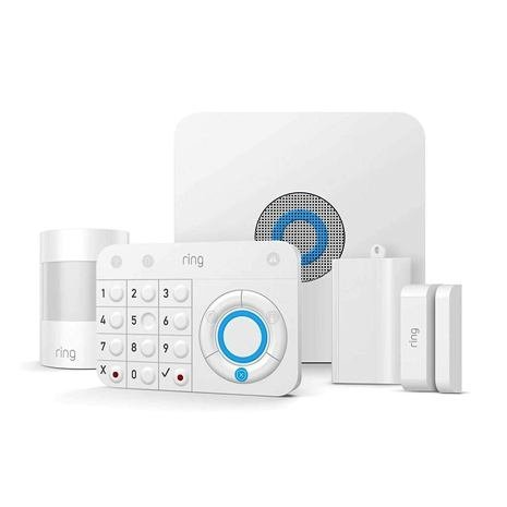 ring smart home alarm kit smart devices for home