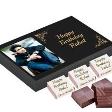 Personalized Chocolates Gift Box