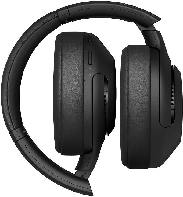 work from home with noise cancelling headphones