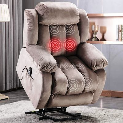 recliner chair with massage